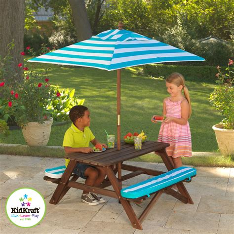 childrens outdoor furniture with umbrella peenmedia com