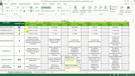 apertura venezuela salario real de los profesores tabla de escalafon tutorial escalaf 243 n docente youtube