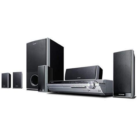 review sony dav hdx266 bravia 5 disc home theater