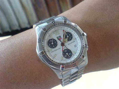 Jam Tangan Tag Heuer Kuno jam tangan kuno for sale tag heuer professional 2000