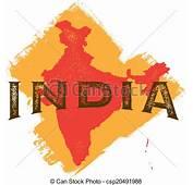 Vector De Vendimia India Dise&241o Pa&237s  Estilo
