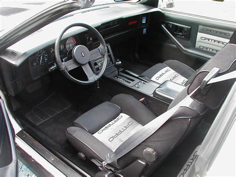 Third Camaro Interior by Post Pics Of Camaro Contour Interiors Third Generation F