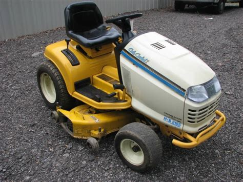 Cub Cadet Garden Tractor by Cub Cadet Hds 2185 Lawn Tractor