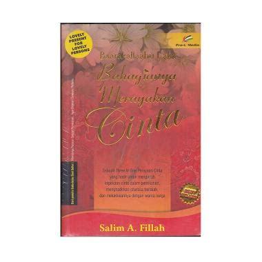 Buku Bahagianya Merayakan Cinta Salim A Fillah jual barakallahu laka bahagianya merayakan cinta by salim a fillah harga kualitas