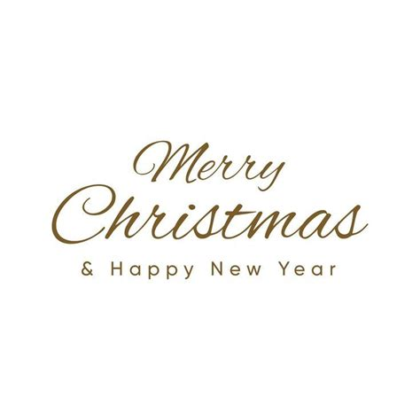 merry christmas  happy  year graphics svg dxf eps png  vector art clipa
