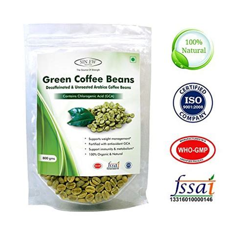 Green Coffee Premium Arabica Aceh compare buy sinew nutrition green coffee beans 800gm decaffeinated unroasted arabica coffee