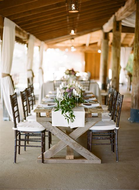 elegant reception table settings elizabeth anne designs brown rustic wedding table elizabeth anne designs the