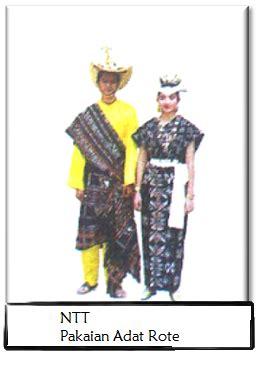 Baju Adat Sulawesi Tenggara pakaian adat indonesia ntt infonesia123