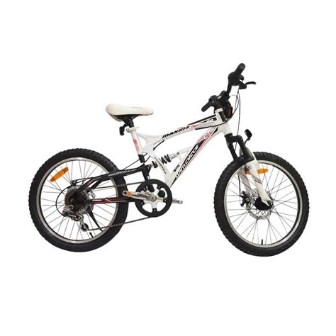 Jual Sepeda Wimcycle Rx Dx jual wimcycle maxxis dx mtb white black 20inch