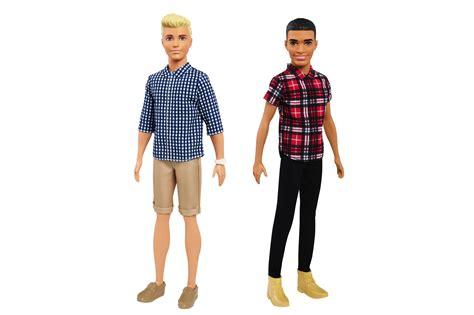 black ken doll name mattel s new ken dolls follow in changing