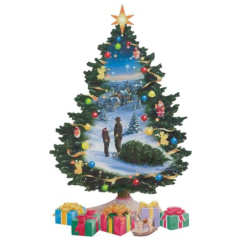 christmas tree 750 piece shaped jigsaw puzzle item 45652