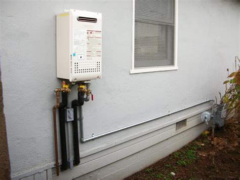 frozen pipes and hot water heater frozen pipes tankless water heater what do i do