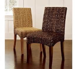 copy cat chic pottery barn seagrass dining chair new dining room with seagrass chairs home interiors