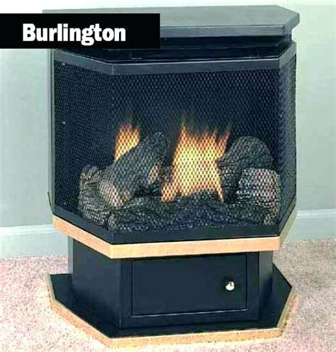 ventless gas heaters lowes gas heater fireplace vent free