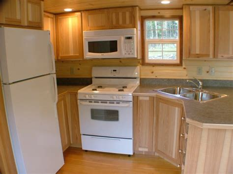 tiny home with a big kitchen spacious cabin on wheels with large windows tiny house pins