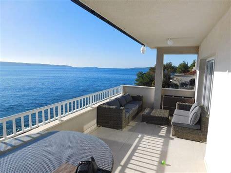 wohnung am meer kaufen immobilien in kroatien kaufen meerblick meer panorama