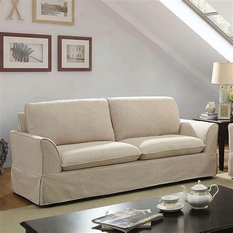 I Sofa by Maxine I Sofa Beige By Furniture Of America Furniturepick