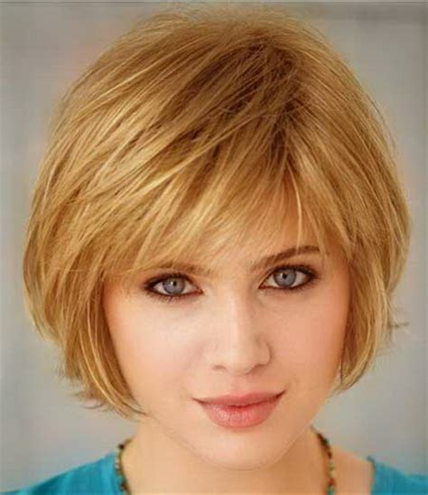 haircuts that fall away from face hairstyles to make a long face look fuller