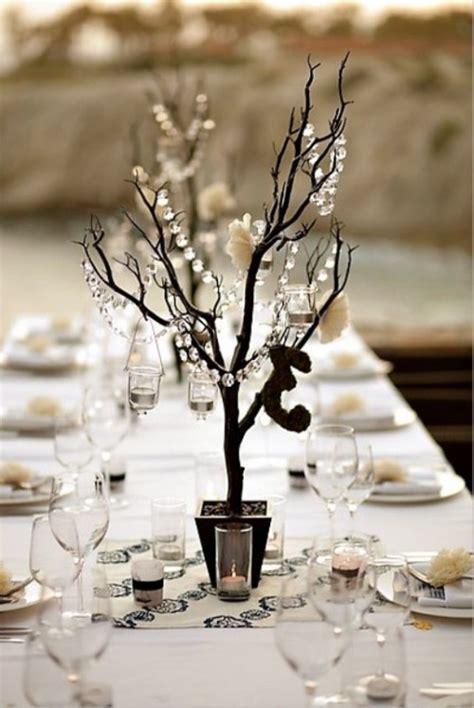 Winter Wedding Table Décor Ideas   Wedding Colours