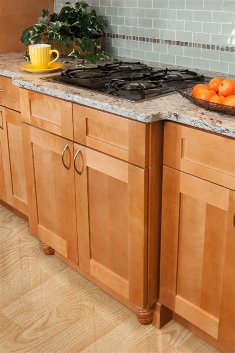 Honey Shaker Kitchen Cabinets by Shaker Honey Ready To Assemble Kitchen Cabinets