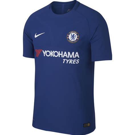 Jersey Bola Chelsea Home Nike New 2017 2018 Grade Ori nike chelsea home mens match sleeve jersey 2017 2018 in blue excell sports uk