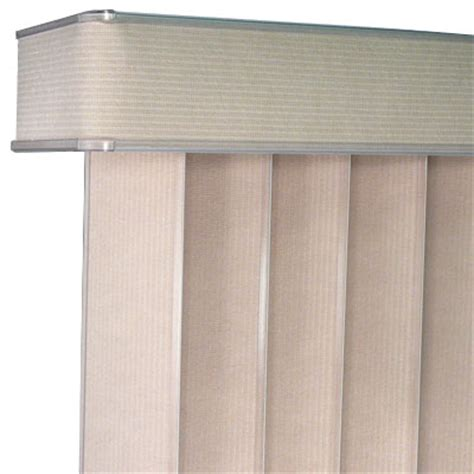 Vertical Blinds Valance buying guide for vertical blinds buying and caring for verticals