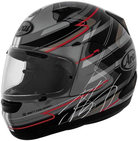 full face helmet design arai limited edition signet q brett king design frequency