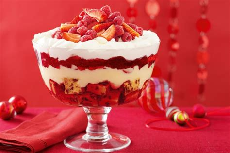 christmas trifle recipe dishmaps