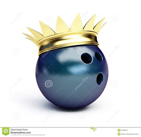 bowling king king bowling stock image image 19360011