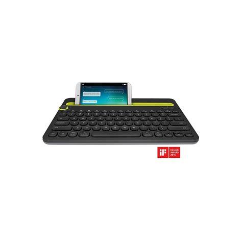 Keyboard Wireless Tablet logitech k480 tablet wireless bluetooth keyboard black logitech from powerhouse je uk
