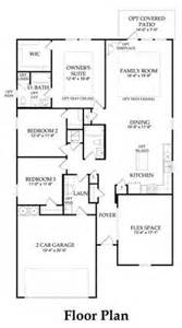 Centex Homes Floor Plans by Floor Plans On Floor Plans House Plans And
