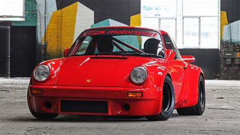 Porsche Tuned by 1974 Porsche 911 Tuned To Look Bloody Delicious