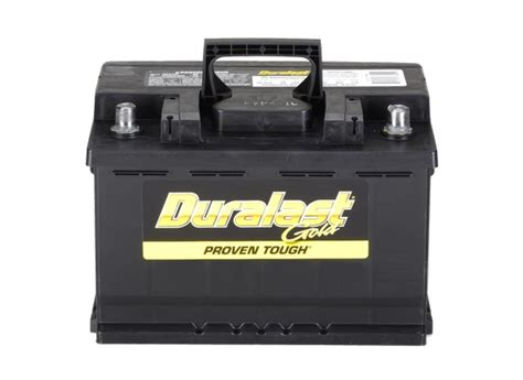 Duralast Gold H6 DLG Car Battery   Consumer Reports
