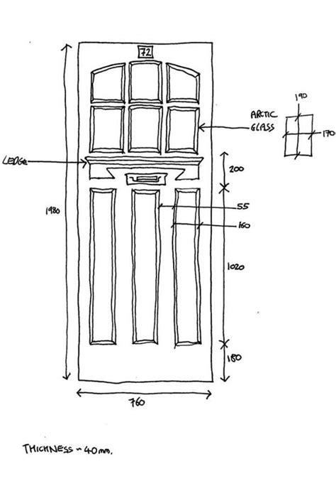 exterior door sizes door designs plans door design