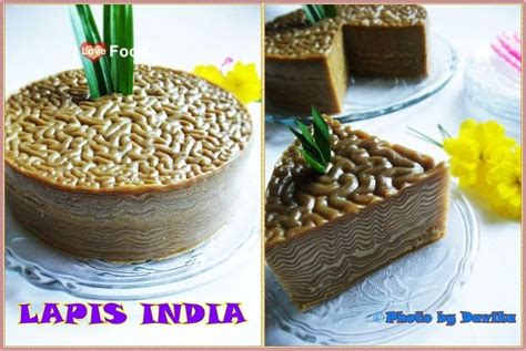 cara membuat kue lapis india buah dapur vika lapis india