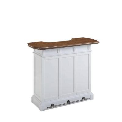 bar top finish home depot home styles americana 4 shelf portable bar in white 5002