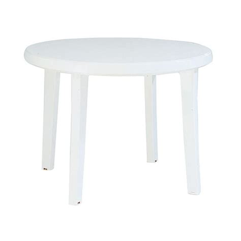 Patio Table White by Table Furniture Hire Dorset Somerset