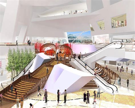 home design center las vegas incredible shopping mall crystals from las vegas interior design design news and architecture