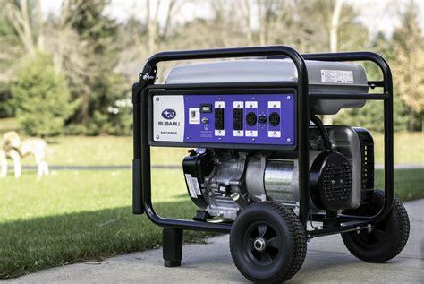 generator 101 subaru industrial power products