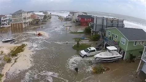 west marine raleigh carolina tidal flooding at n c captured from above nbc news