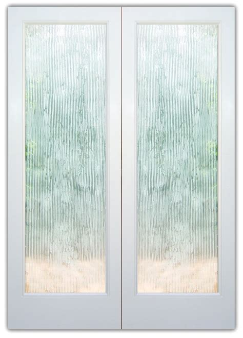 Glass Door Texture Glass Doors Frosted Glass Contemporary Design Chunky Texture Sans Soucie Drizzle