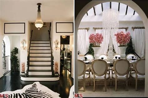 Paris Hilton House Luxury Homes