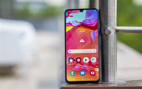 Samsung Galaxy A80 Canada by Samsung Galaxy A20 A50 And A70 Launch In Canada On June 7 Gsmarena News