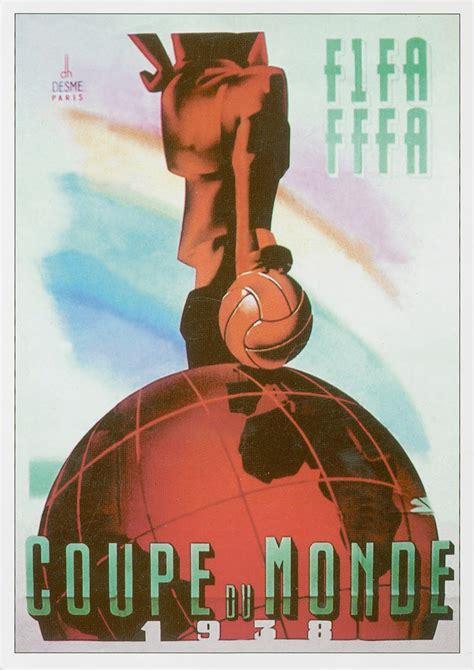posters de la coupe du monde de foot de