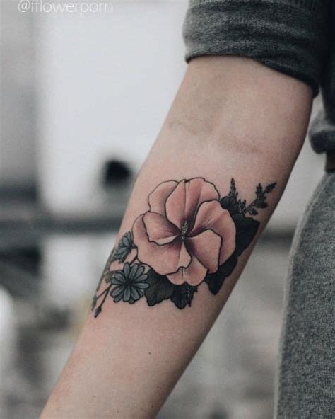 flower tattoos on forearm best 25 forearm flower ideas on floral