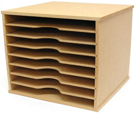 12x12 Craft Paper Storage - kaisercraft scrapbooking 12x12 paper storage rack unit