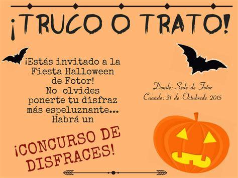 imagenes de halloween para invitaciones c 243 mo crear folletos o invitaciones a fiestas blog de fotor
