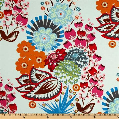 anna maria horner home decor fabric anna maria horner loulouthi summer totem strudel