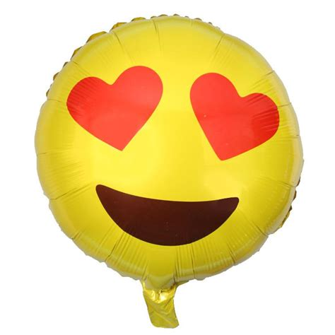 Balon Emoticon Emoji New new 18 qq expression balloon emoji foil ballon birthday
