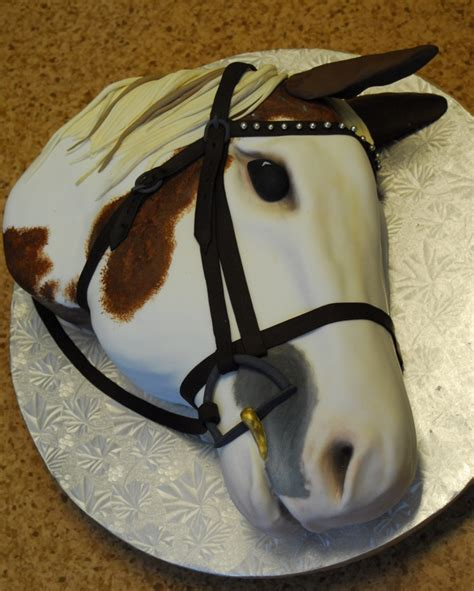 pony cake template 3d cake by bigold high tea bakery